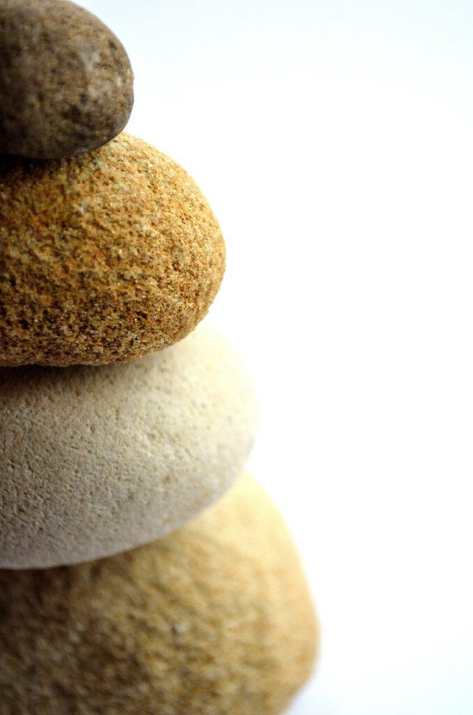 stack, balance, zen